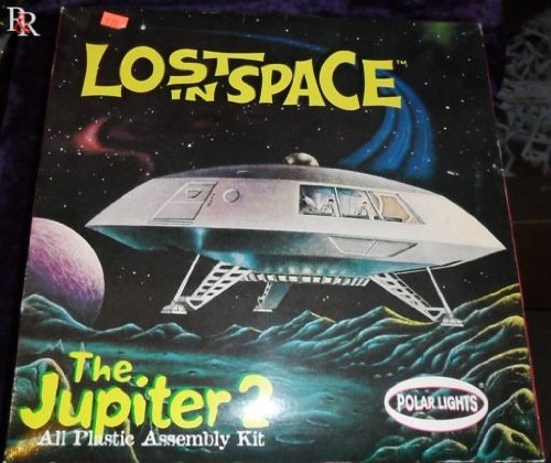 Polar Lights Lost in Space Classic Jupiter 2 Plastic Model Assembly kit