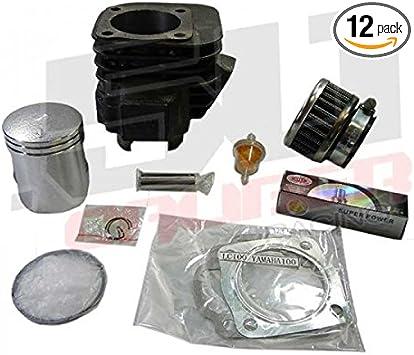 Piston Ring Polaris Predator 90 Scrambler 90 Sportsman NEW OEM Engine Gasket