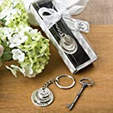 150 Love, Hope and Faith Stacked Disc Key Chain