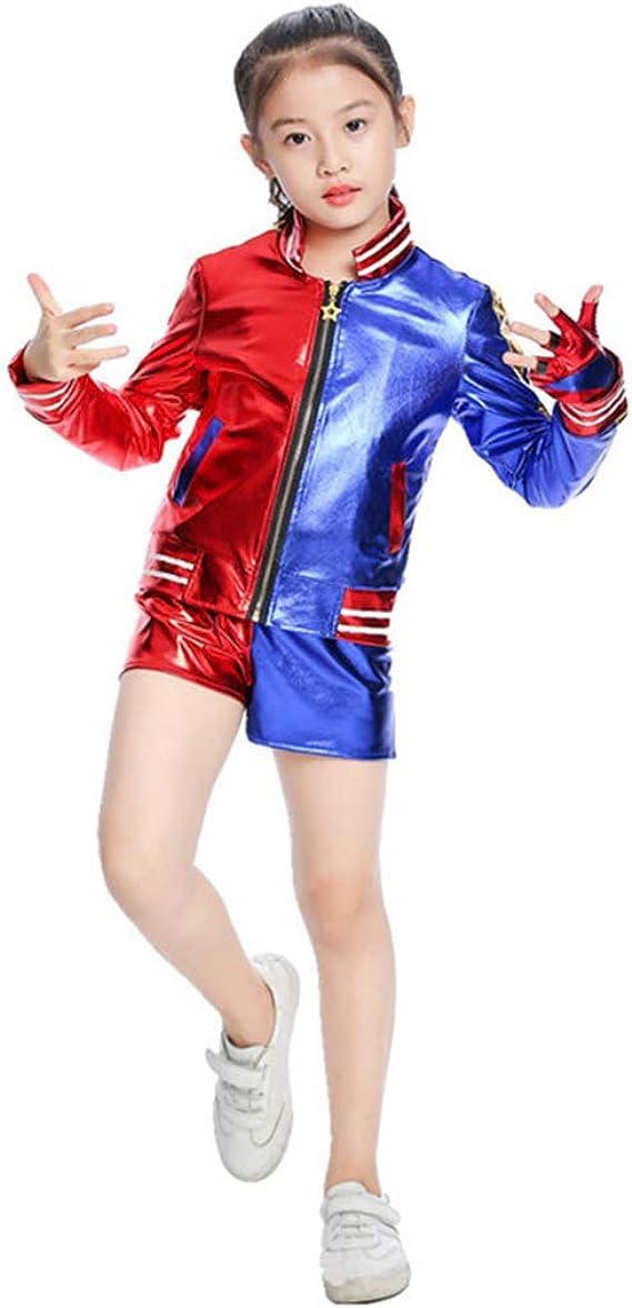 Baipin Kit de Disfraz de Harley Quinn Traje de Cosplay Personaje ...