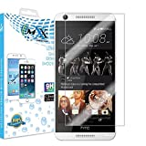 MXx [Tempered Glass] Screen Protector for HTC DESIRE 626 -626 S / HD Clarity / Easy Install / With Lifetime Replacement Warranty - Retail Packaging - HD Glass (1-Pack)