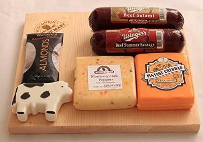 Sampler Cheese Board