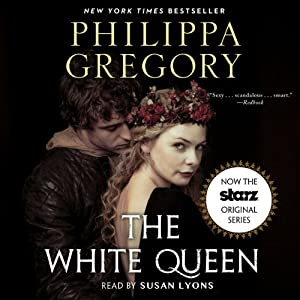 White Queen Hörbuch