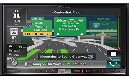 Pioneer AVIC-8200NEX Navigation Receiver with Carplay/Android Auto