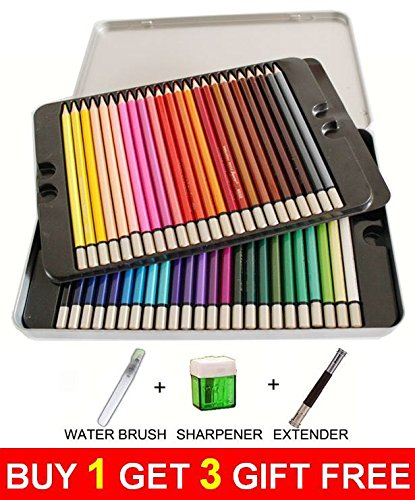 watercolor-pencils-set-48-colors-paint-pens-with-metal-tin-case-for-adults-or-kids-artist-art-sketch