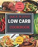 img - for Quick N' Easy Low Carb Cookbook: Simple | Delicious | Diet Friendly book / textbook / text book