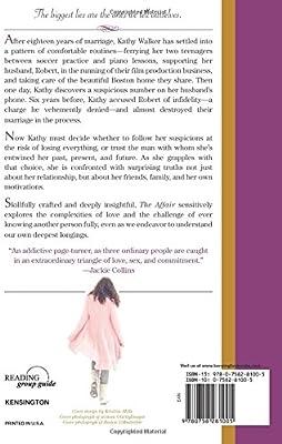 The Affair: Colette Freedman: 9780758281005: Amazon com: Books