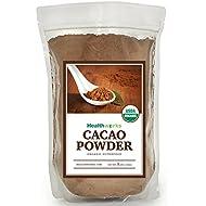 Healthworks Cacao Powder Organic, 3lb