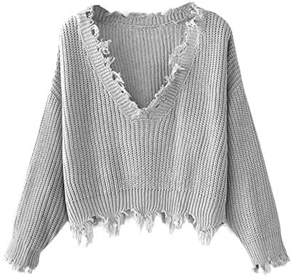 ZAFUL Womens Sweater Pullover Knitted product image