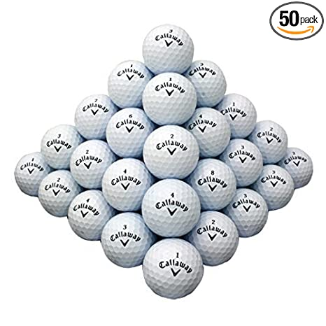 7bc8dc922124 Amazon.com   Callaway 50 Mix Near Mint AAAA Used Golf Balls   Sports    Outdoors