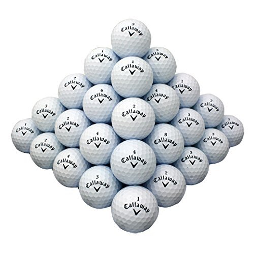 Callaway 50 Mix Near Mint AAAA Used Golf Balls made in New England