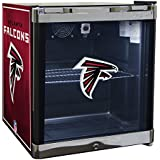Glaros Officially Licensed NFL Beverage Center / Refrigerator - Atlanta Falcons