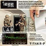TitanRF Faraday Tape - High-Shielding Conductive