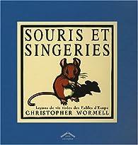 Souris et singeries : Leçons de vie tirées des Fables d'Esope par Christopher Wormell