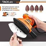 TACKLIFE Mouse Detail Sander, 12000 OPM Electric