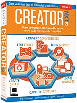 Roxio Creator NXT 3 Software