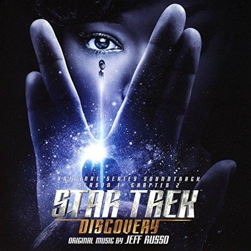 Price comparison product image Star Trek Discovery Season 1 Chapter 2 (Original Soundtrack)