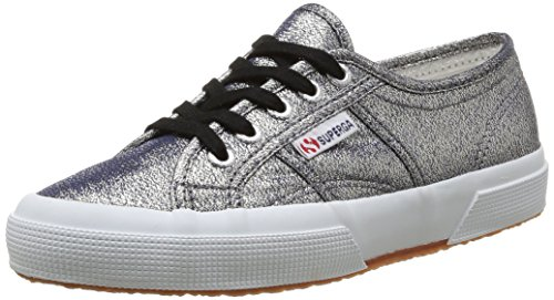 Gris lamew Superga Sneakers grey Basses Femme 2750 xaxqXvf
