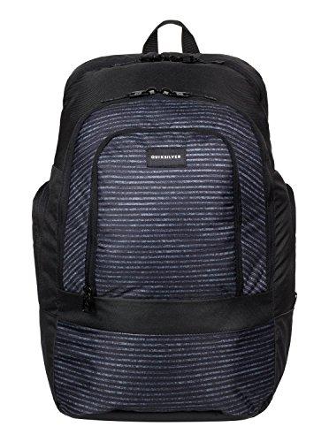 Quiksilver Men's 1969 Special Backpack, Black Stripe