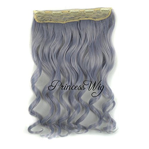 Extension Hair Digital (Princesswig Light Silver Grey 24