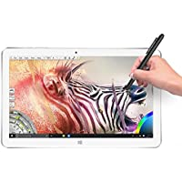 Cube Mix Plus Tablet PC 4GB+128GB 10.6 inch Windows 10 Intel Kabylake 7Y30 Quad Core 1.61GHz, Support TF Card & Bluetooth & Dual Band Wifi (White)