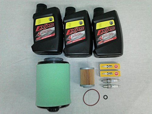 Can-Am Renegade 1000 Full Oil Change Service Kit 2013 2014 2015 by Can-Am (Image #1)'