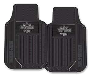 Amazon Com Harley Davidson Floor Mats Elite Series Bar