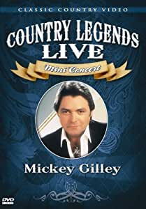 Mickey Gilley - Country Legends Live Mini Concert