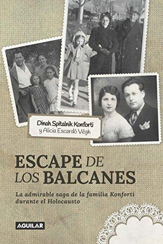 Escape de los Balcanes: La admirable saga de la familia Konforti durante el Holocausto (