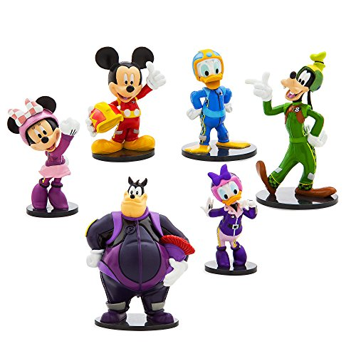 Disney Mickey Mouse and The Roadster Racers Figure