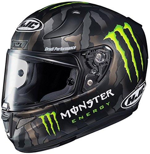 Camouflage Motorcycle Helmet - 4