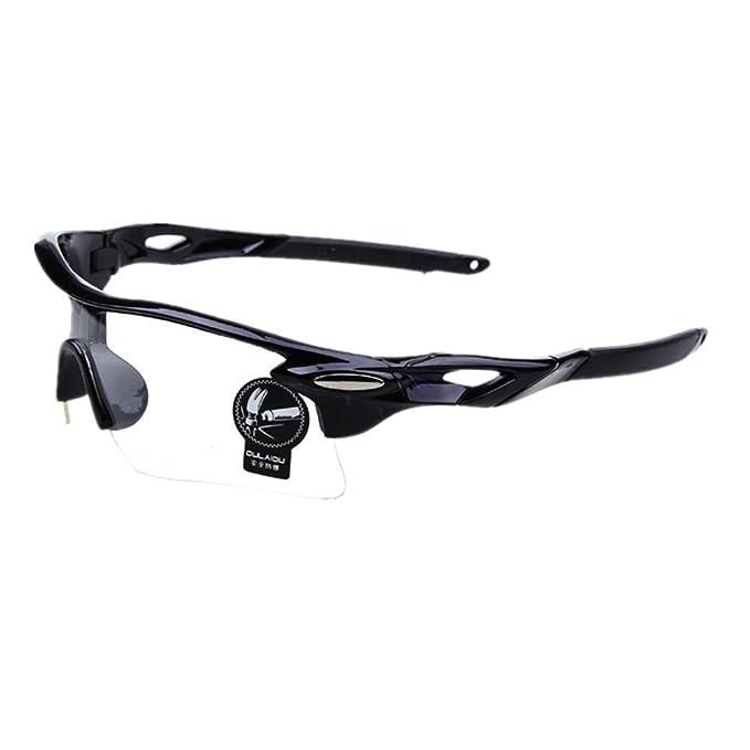 Light Brown Outdoor Sport Cycling Bicycle Bike Riding Sun Glasses Eyewear Goggle UV400 Lens