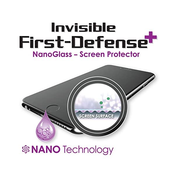Qmadix-Liquid-Screen-Protector-250-Screen-Replacement-Guarantee-Invisible-First-Defense-Extreme-NanoGlass-Screen-Protector-for-Your-Phone-or-Tablet-250-Guarantee