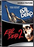 Evil Dead 1 & 2 Double Feature [DVD]