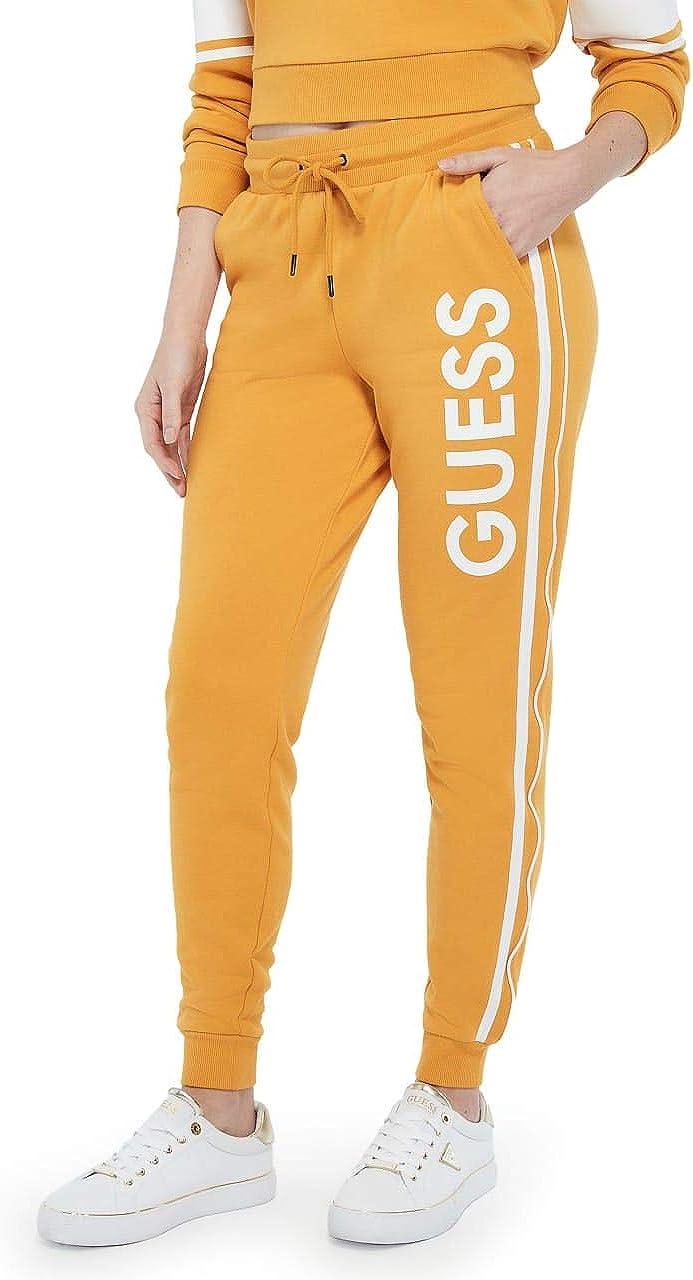 GUESS Factory - Pantalones de chándal con logotipo de Kenia ...