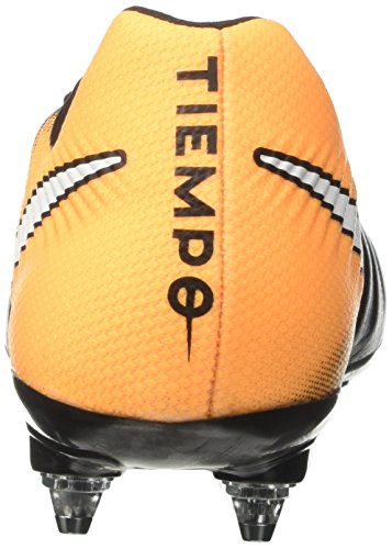 Calcio 42 white Tiempo Nike Eu Da Uomo Scarpe Orange Orange Legacy volt laser Nero volt Iii black Sg vYqdY6w