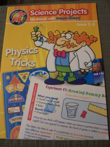 A+ Educational Workbooks ~ Science Projects (Grade 2-3) by Creative Edge