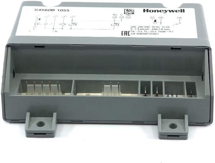 Bloque de control Honeywell S4560B1055