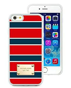 Newest M-K iPhone 6 TPU Case ,Unique Michael Kors 78 White iPhone 6 4.7 Inch Cover Case Fashion And Durable Designed Phone Case
