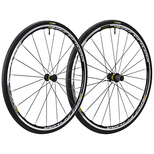 Mavic Ksyrium Rims (Mavic Ksyrium SE Road Wheelset - Performance Exclusive BLACK)
