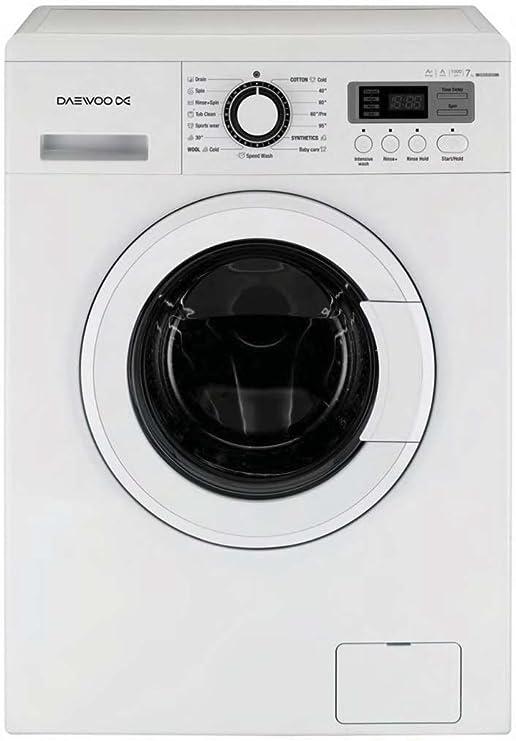 Daewoo DWD-NT1011 - lavadora 7 kg: Amazon.es: Hogar
