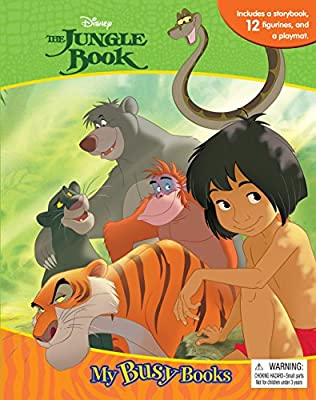 Disney The Jungle Book My Busy Book