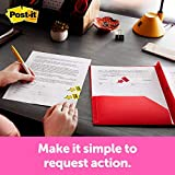 """Post-it Message Flags Value Pack,""""Sign"""