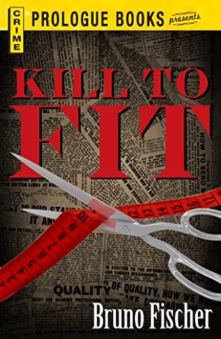 book cover of Kill to Fit