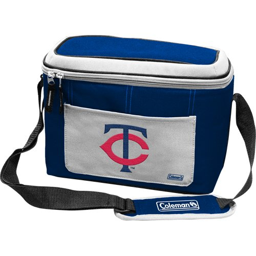 MLB Twins 12 Can Soft Sided Cooler (Box Minnesota Twins Lunch)
