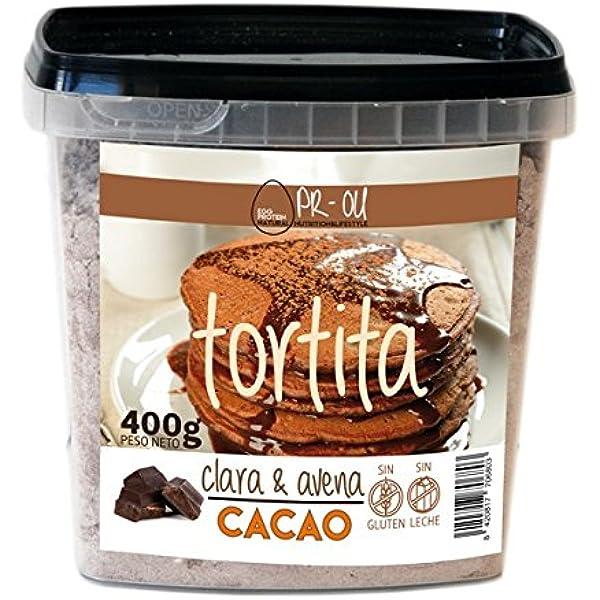 PR-OU Egg Protein - Preparado de Tortita de Clara y Avena ...