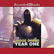 Judge Dredd: Year One: Omnibus Audiobook by Matt Smith, Al Ewing, Michael Carroll Narrated by Jordan Harold