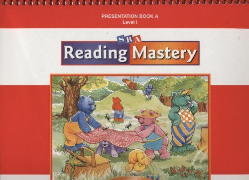 Reading Mastery I 2002 Classic Edition: Teacher Presentation Book A by Siegfried; Bruner, Elaine Engelmann (2002-08-01)