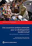 img - for Une couverture sanitaire universelle pour un d veloppement durable inclusif: Une synth se de 11  tudes de cas pays (Directions in Development) (French Edition) book / textbook / text book