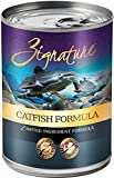 Zignature 12713158 Catfish Formula Canned Dog Food...